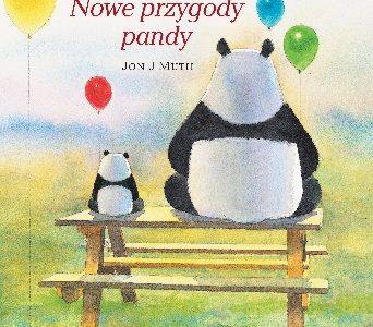 Nowe przygody pandy – książka
