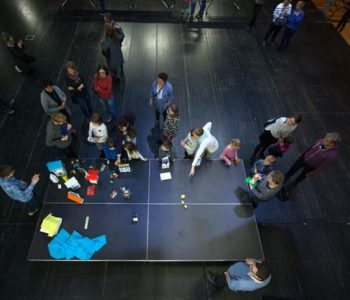 Rodzinne Zwiedzanie Teatru, z wizytą do Indian Ameryki Południowej