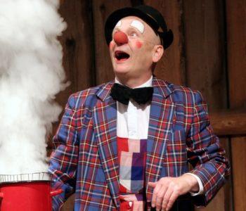Spektakl dla dzieci Teatru Szczęście – Ja klaun