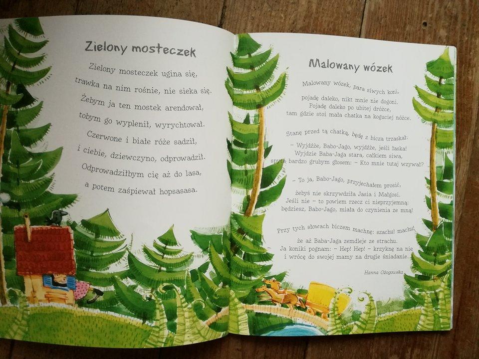 Jedzie pociąg z daleka ksiązka dla dzieci