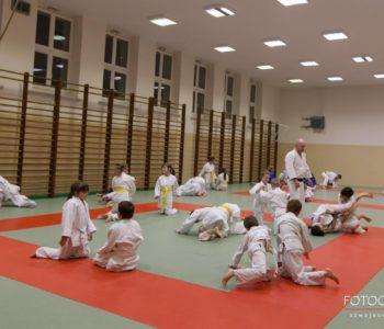 Bezpłatne zajęcia z judo dla dzieci