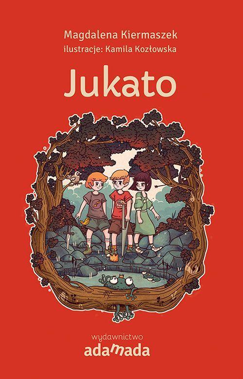 Jukato - książka o szpitalnej przyjaźni
