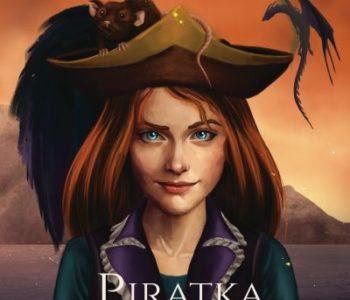 Piratka – premiera książki