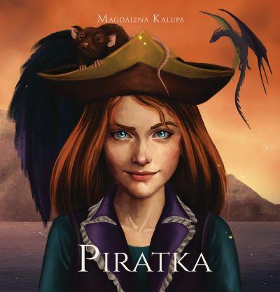 Piratka - premiera książki