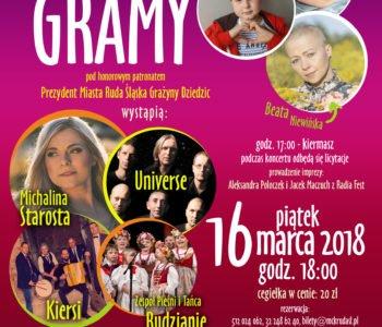 Koncert Charytatywny Dla Was gramy w MCK - Ruda Śląska