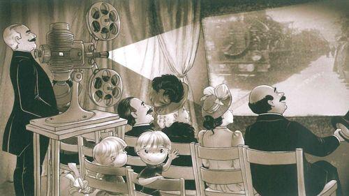 O kręceniu i zatrzymywaniu, czyli o początkach krakowskiej kinematografii