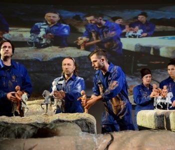 Krzyżacy w Teatrze Miniatura