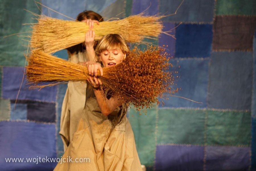 Len. Teatr Atofri dla dzieci i rodziców