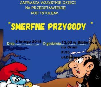 Teatrzyk Blaszany Bębenek: Smerfne przygody