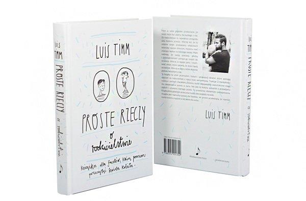 proste rzeczy o rodzicielstwie, książka Luis Timm