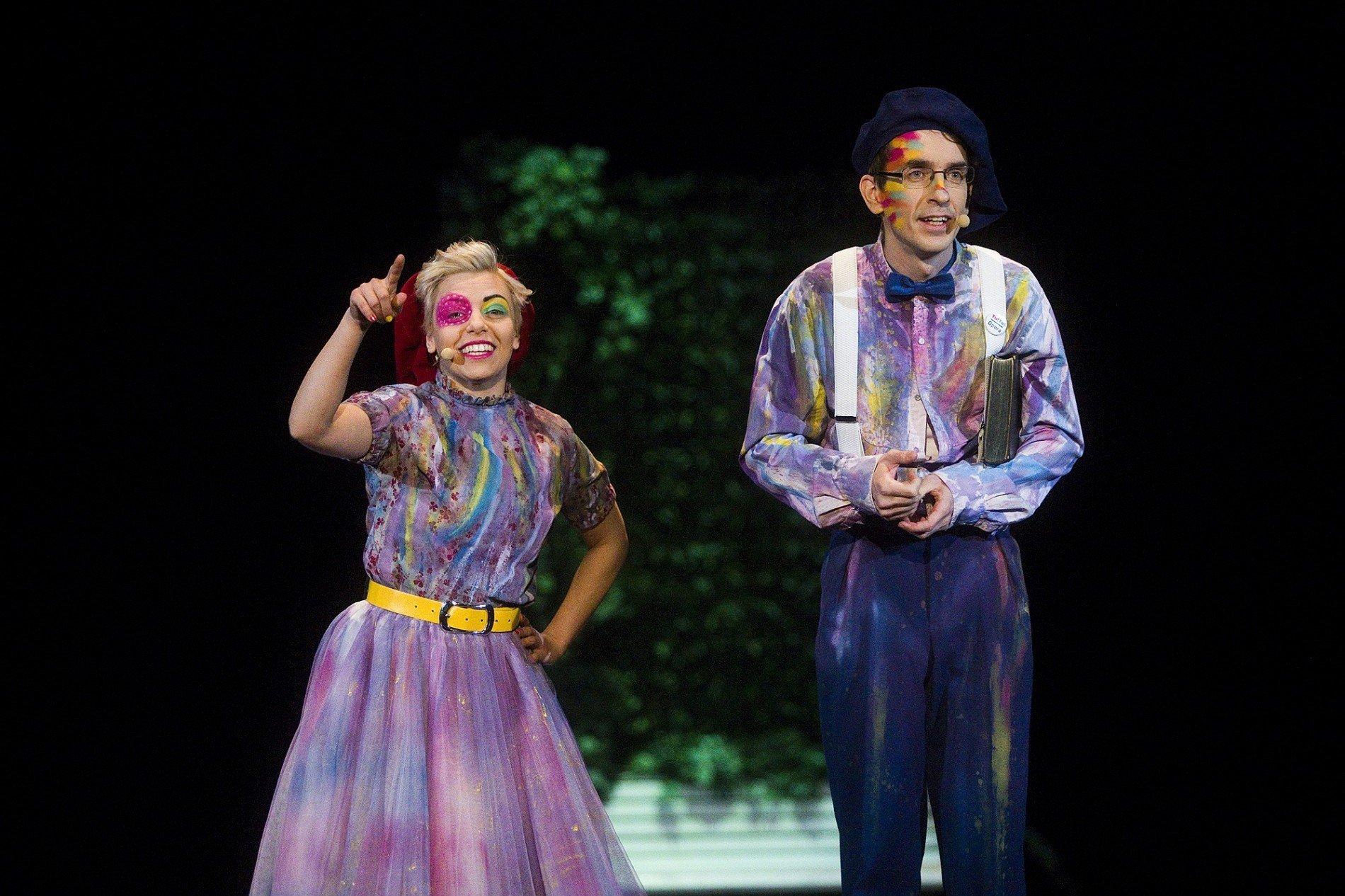 Opera Tu! Tu! - Macchina del vento, wspomnienie włoskiego zefiru