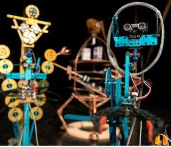 Bajki robotów – spektakl