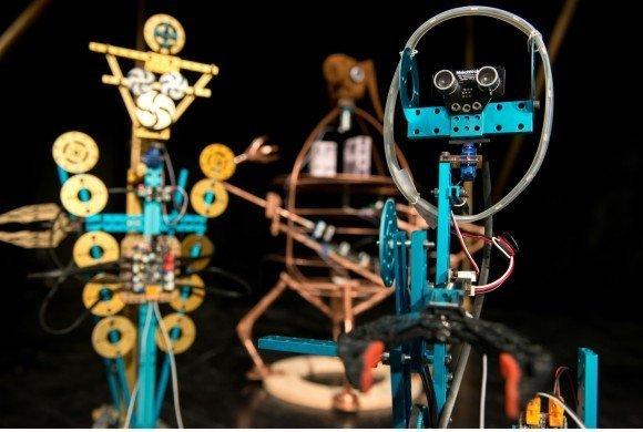 Bajki robotów - spektakl