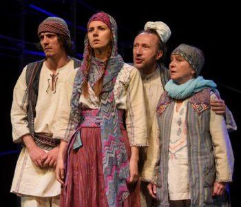 Turban mistrza Mansura – spektakl