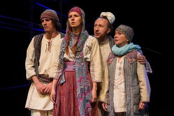 Turban mistrza Mansura - spektakl