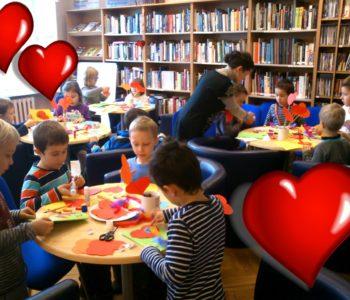 Imprezy dla dzieci w Dolnoslaskiej Biblioteki Publicznej