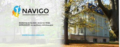 NAVIGO - Autorska Szkoła Podstawowa