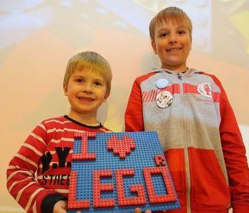 Zimowy świat z klocków LEGO – warsztaty