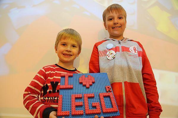 Zimowy świat z klocków LEGO - warsztaty