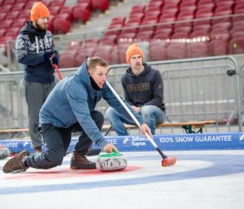 Szachy na lodzie, czyli curling na Zimowym Narodowym