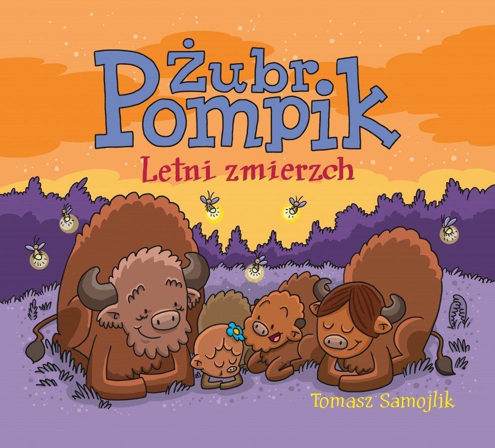 Żubr Pompik. Letni zmierzch recenzja książki