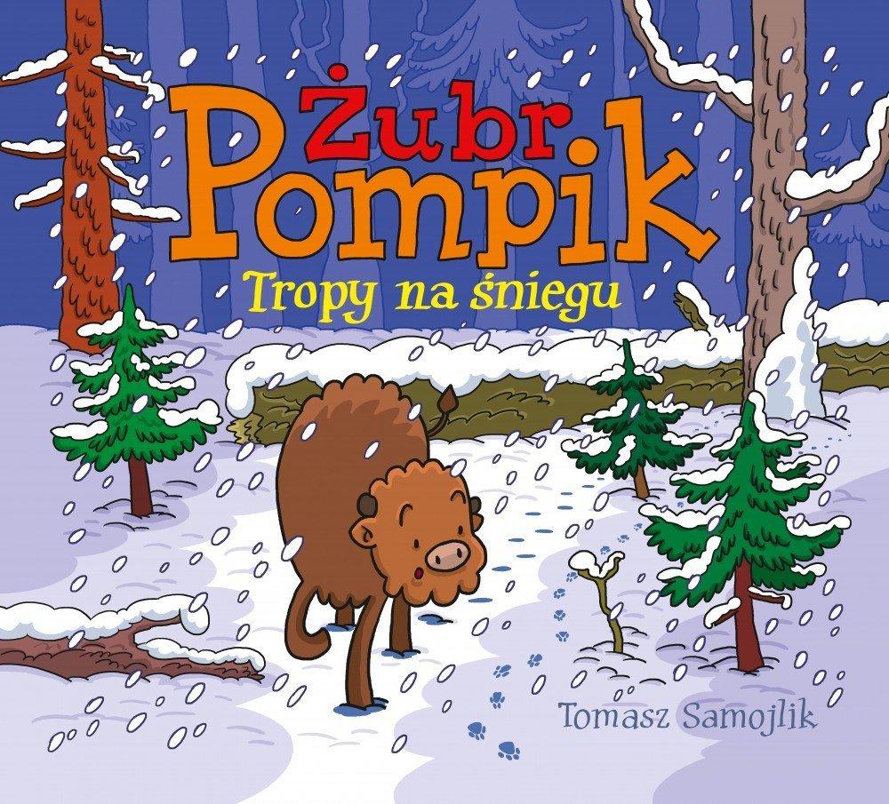 Żubr Pompik. Tropy na śniegu, recenzja książki