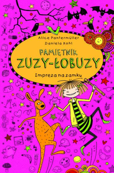 Pamiętnik Zuzy-Łobuzy, Impreza na zamku