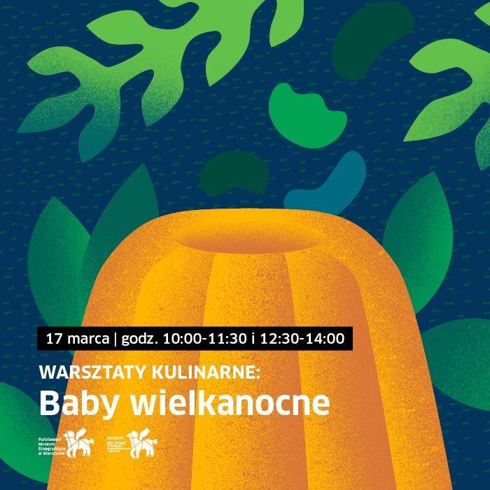 Warsztaty kulinarne – baby wielkanocne