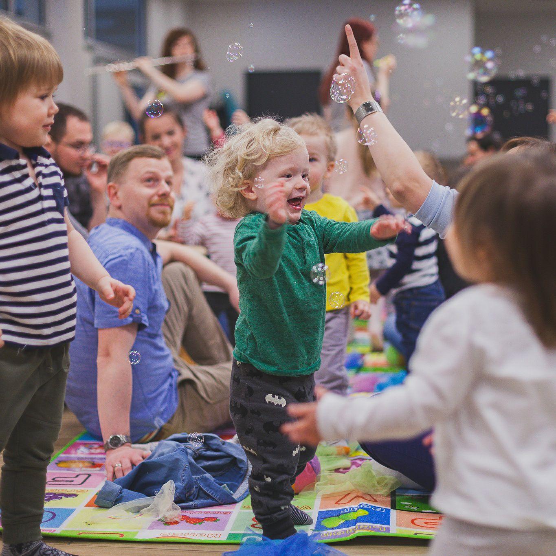Koncert Gordonowski dla dzieci w wieku 0-5 lat