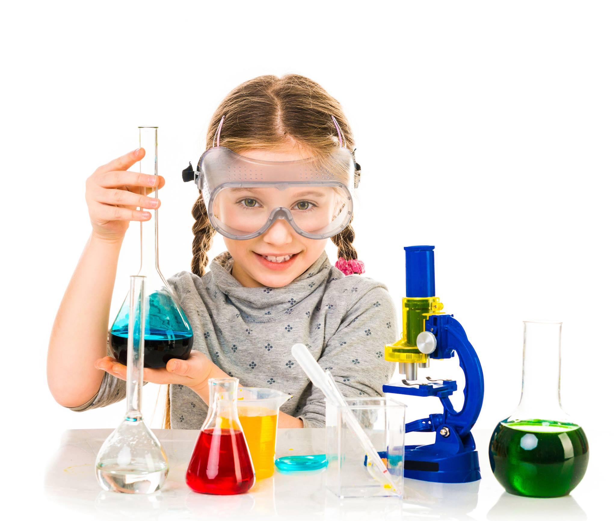 Mały chemik – nauka poprzez eksperymenty