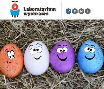 Wielkanocne Laboratorium z Jajem