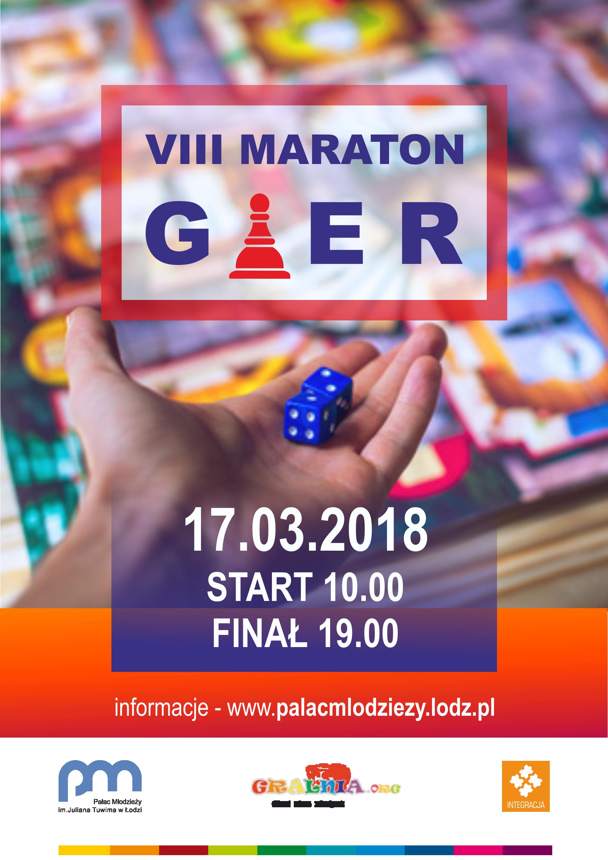 VIII Maraton Gier w Pałacu Młodzieży