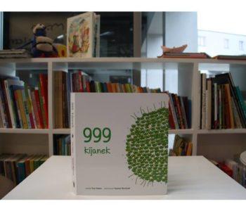 Aktywne czytanie książki w Mocak-u – warsztaty dla dzieci: 999 kijanek