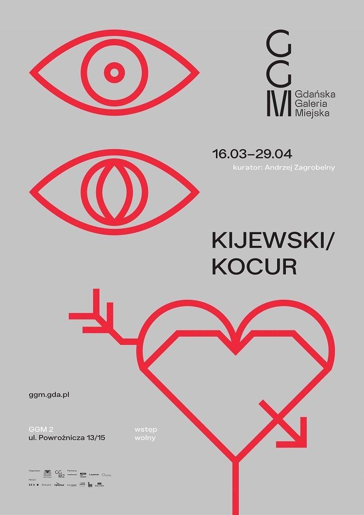 Kijewski/Kocur w Gdańskiej Galerii Miejskiej