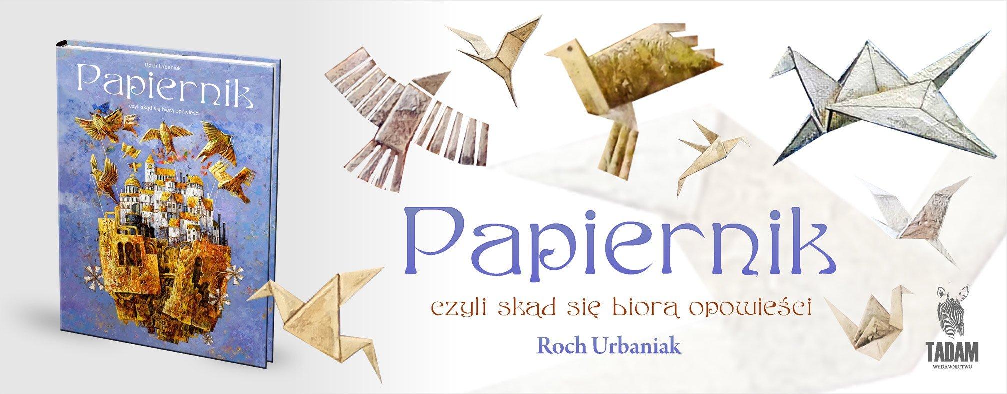 Papiernik premiera książki