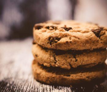 American cookies - ciachujemy z Dzieciakami w formie