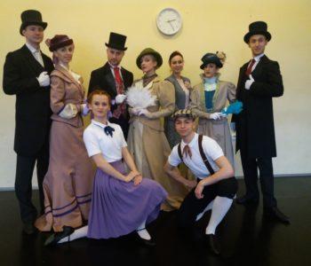Happeningi Cracovia Danza: balet w mieście.Edycja 2018 -Paderewski