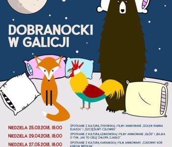 Wielokulturowe Dobranocki w Galicji
