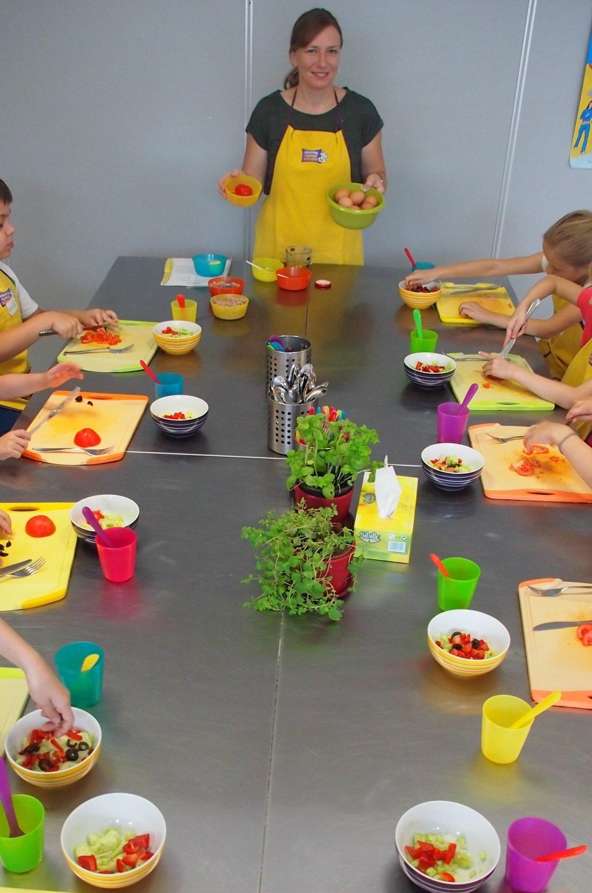 Trwają zapisy na półkolonie kulinarne w Akademii Młodego Kucharza