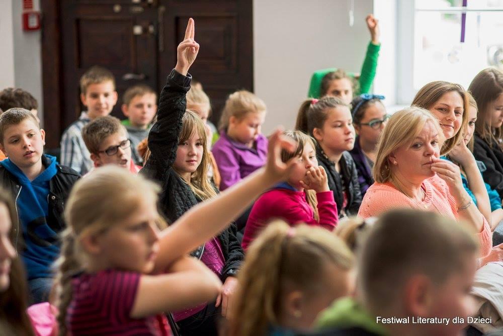 Michał Rusinek dla dorosłych i dla dzieci. Warsztaty podczas Festiwalu Europejski Poeta Wolności