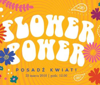 Flower Power – posadź kwiat. Happening na Nadodrzu!