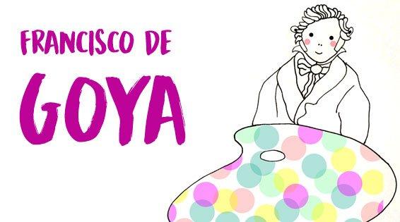 Mistrzowie w Cervantesie: Goya