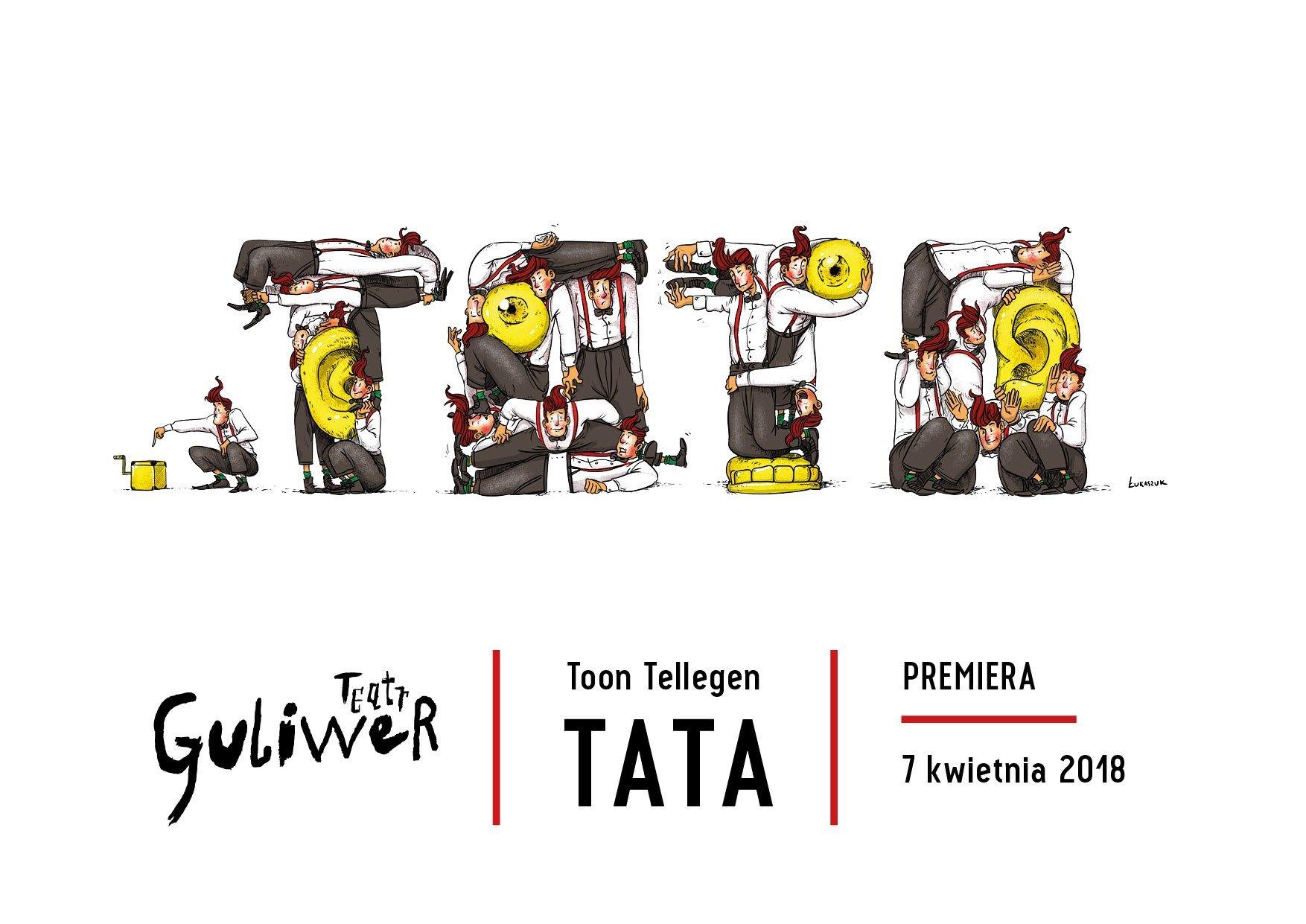 Tata - premiera w Teatrze Guliwer