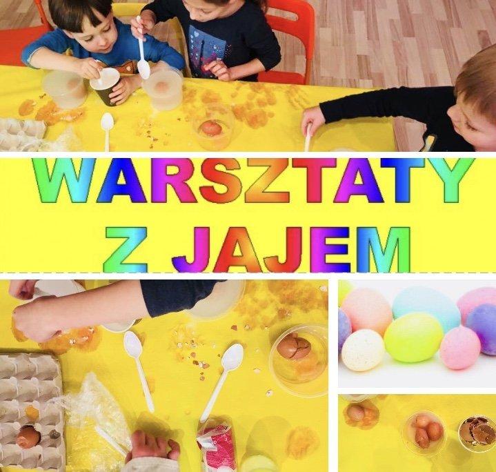 Warsztat edukacyjny dla rodziców i naukowy dla dzieci
