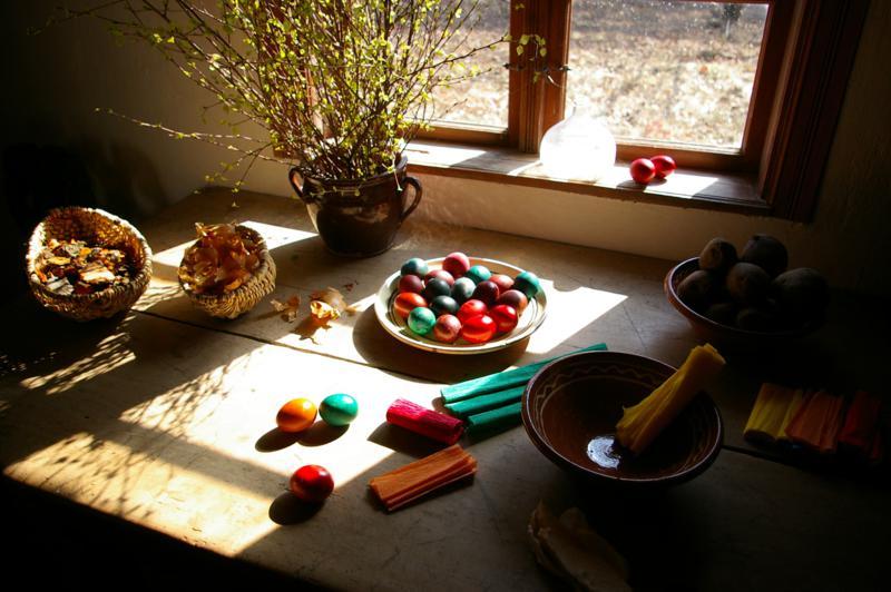Wielkanoc na Kaszubach - warsztaty muzealne