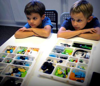 Robotyka Lego WeDo 2.0 w Kofifi