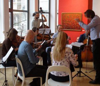 Krawieckie przymiarki, czyli jak zmierzyć muzykę - koncert rodzinny
