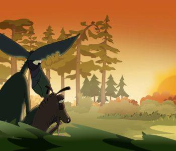 Podwieczorek z Animacją: Baśnie i bajki polskie, Księga VII w Kinie Bodo