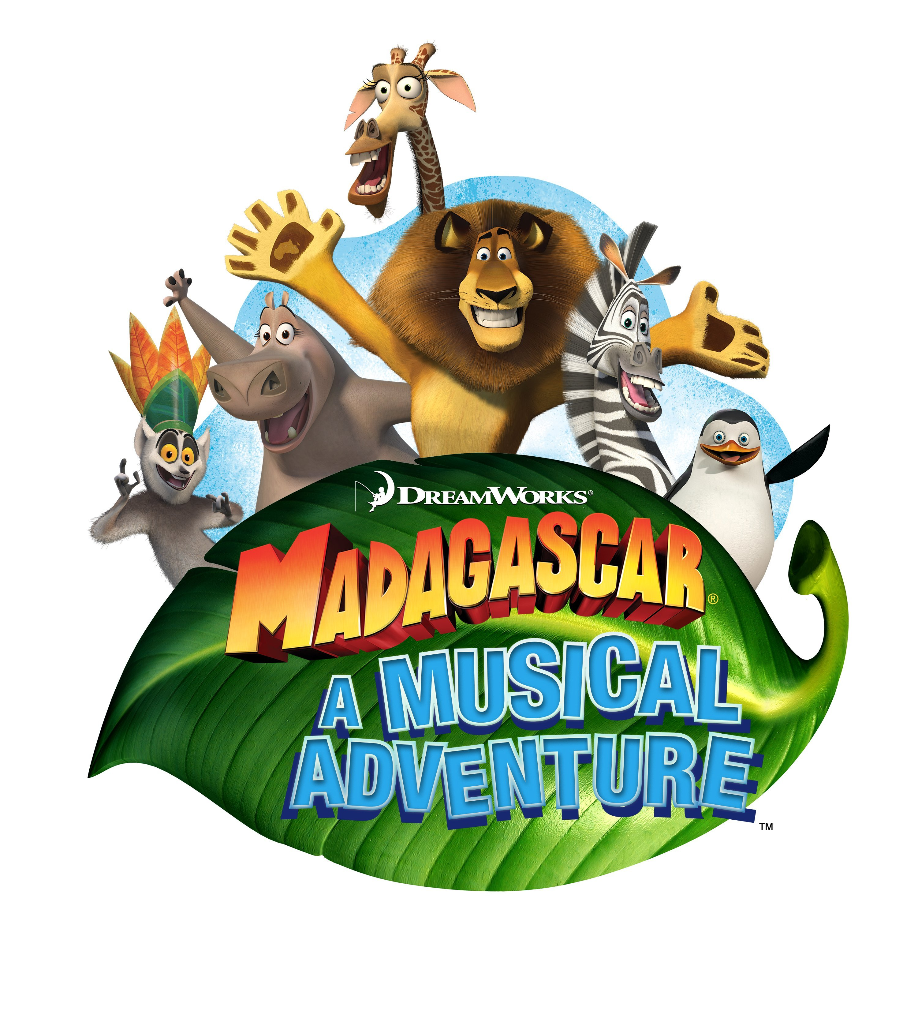 Musical Madagaskar w Teatrze Muzycznym w Łodzi