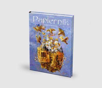 Papiernik książka dla dzieci